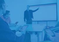 Effektive Meetings: Moderieren mit eScreen und Tablet