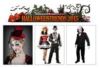Halloweenkostüme 2015 - die neuen Trends zum Gruselfest