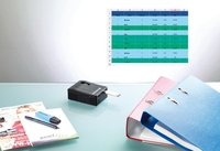 SceneLights Mini-LED-Clipbeamer LB-2500.mini mit Mediaplayer