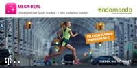 Telekom Mega-Deal:  Ein Jahr Premium-Funktionen der Fitness-App Endomondo geschenkt