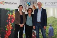 Kaffeebauern weltweit profitieren von neuer Zusammenarbeit zwischen Fairtrade International und 4C Association