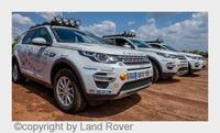 Mit TOUGHBOOK Notebooks Down Under im Outback - Land Rover Experience Tour 2015