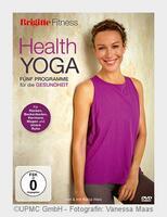 """Jetzt auf DVD: """"Brigitte Health Yoga"""" von und mit Ranja Weis"""