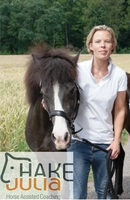 Horse Assisted Coaching - Julia Hake