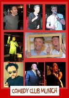 Deutsch-Englische Comedy Show mit internationalen Gästen am Freitag 06. November 2015