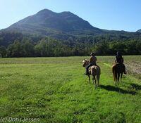 Mit-Pferden-reisen informiert: Reiturlaub in Italien