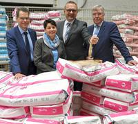 AGRAVIS Raiffeisen AG setzt neue Maßstäbe in der Schweinefütterung