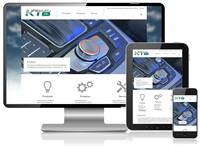 Website der Kunststofftechnik Bernt GmbH wird mobile friendly