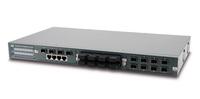 Layer-3 Gigabit Switch als idealer Knotenpunkt in Backbone-Architekturen