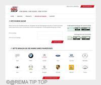 REMA TIP TOP präsentiert neue Sensor-Datenbank
