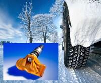 Richtiger Reifendruck auch im Winter