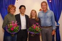 """""""Alte Liebe"""" mit Ulrike Kriener und Georg Weber"""