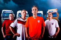 4-Nationen-Lkw-Turnier in Amsterdam