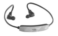 auvisio Wasserdichtes Sport-Headset SD-408.w, Bluetooth4.0, aptX, IPX8