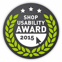 """Doppelsieg für devolo: Shop Usability Award 2015 in den Kategorien """"Special Interest"""" und """"Bester Markenshop"""""""
