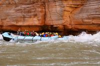 Mit dem Schlauchboot durch den Grand Canyon und die Sonora Wüste