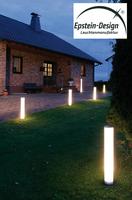 Gartenbeleuchtung im Herbst und Winter:   Mit praktischen Funktionen sicher durch die dunkle Jahreszeit