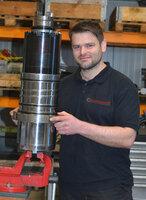 Instandhaltung von Motorspindeln nach DIN 31051