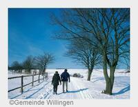 Winterwandern - ein gesundes und sportliches Vergnügen