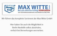 Rosentaler Schrauben und Max Witte fusionieren