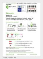 Barzahlen.de - Die neue ePayment Zahlungsform im ascara eShop