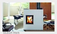 LEDA Werk: Innovatives Kaminfeuer - Klarer Durchblick und ein Mehr an Wärme