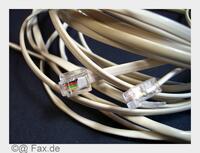 VoIP behindert das Faxen
