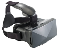 showimage auvisio Virtual-Reality-Brille VRB70.3D mit Magnetschalter