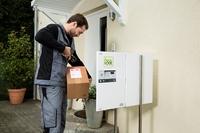 Elektronischer Paketkasten: Einer für alle