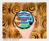 Jetzt schneit es Eiscreme: Ben & Jerry
