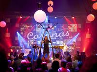 De Coronas live auf der BOE-Messeparty und der Freiburger Kulturbörse erleben