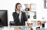Erkältungshochsaison in Büros