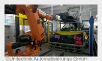 Unipack im Einsatz: EasyJet nutzt Automatisierungslösung von Unitechnik