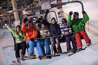 Eiskalt Karriere gestartet bei Students on Snow - Euregio