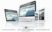 """Neue """"Luxus"""" Web Seite Cum Laude"""