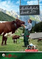 Nachhaltigkeitsbericht 2014 der Molkerei Berchtesgadener Land