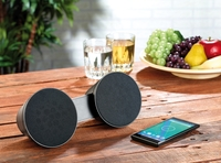 auvisio Portabler Bluetooth-Stereo-Lautsprecher MSS-410.bt