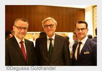 Degussa Goldhandel expandiert in den asiatischen Markt: Neue Niederlassung in Singapur eröffnet
