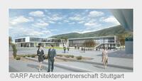 Bürkert-Campus Criesbach: WOLFF & MÜLLER stellt Rohbau fertig