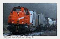 Schienengüterverkehr auf Wachstumskurs: Vertriebsstart für KAGB-konformen Eisenbahnfonds Paribus Rail Portfolio III