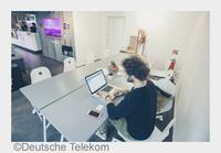 Kostenloser Coworking-Space in Berlin Mitte: 4010 Telekom Shop