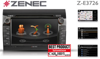"Top camper sat nav: ZENEC Z-E3726 wins ""Best Product"" award"