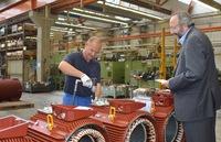 Motoren made in Sachsen-Anhalt  VEM Motors will Absatzmarkt Kuba reaktivieren