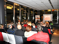 Spannender Vortrag im Kölner Rheinauhafen: Life-Work-Balance und Good-Aging