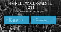 virtuelle IT-Freelancer-Messe