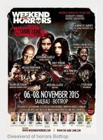 Horror convention Weelend of Horroros Bottrop 06.-08.2015