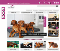 Neuer Hundebetten-Onlineshop startet mit PETA-Kooperation