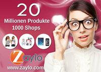 Mit der Preissuchmaschine Zaylo.com nie mehr zu viel bezahlen