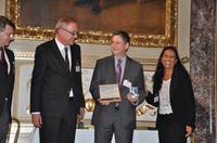 Österreichische Bundesbahnen erhalten Auszeichnung für exzellente elektronische Beschaffungslösung