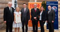 Sharehouse China präsentiert sich in Nanjing vor Ministerpräsident Kretschmann